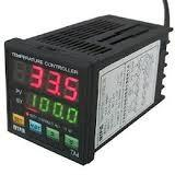 Wholesale high anti-interference, 110-240V AC/DC PID auto- tuning Digital Pid Temperature Controller from china suppliers