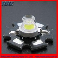 Quality ROHS Passed 1W White LED 120lm High Power LED (HH-1WP2CWpower LED) for sale