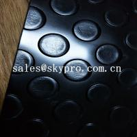 Wholesale Non slip silver color Plastic Sheet  thin gloosy PVC diamond thread pattern floor mat from china suppliers