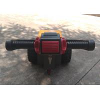 Wholesale 3300lbs Stable Walk Type Small Electric Tractor With Solid Rubber Tires CE TUV from china suppliers