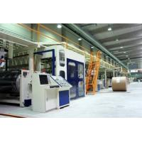 Wholesale Fully Automatic 5 ply Corrugated cardboard production line-double facer from china suppliers