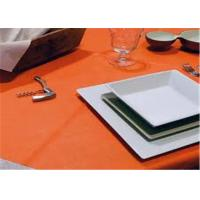 Wholesale Eco-Friendly Home Textile TNT Table Cloth PP Spunbonded Non Woven Small Roll And Piece from china suppliers