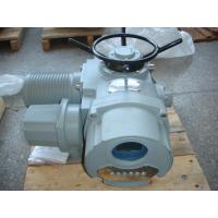 Wholesale ISO & CE certificate electric actuator valve for waterworks purpose from china suppliers