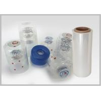 Wholesale High Shrinkage PETG Shrink Film For Bottle Sleeve Good Tensile Strength from china suppliers