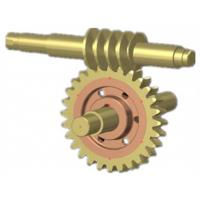 Wholesale worm wheel worm gear from china suppliers