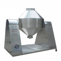 Buy cheap 440v Rotary Double Cone Industrial Vacuum Dryer In Food Industry from wholesalers