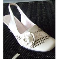 Buy cheap Laser Cutting Engraving Marking of Leather Shoes from wholesalers