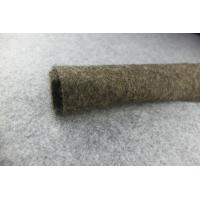 Wholesale Industry 3mm, 5mm or 2mm - 20mm 100% Grey Wool Felt Fabric with UKAS from china suppliers