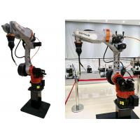 China Safe CO2 Welding Robot 6kg Effective Load Dust Proof Vertical Ground Installation on sale