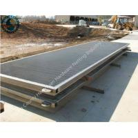 Buy cheap SS Filter Johnson Wire Screen , Stainless Steel Flat Wedge Wire Panel Non from wholesalers