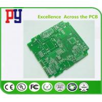 Wholesale 2oz Single Sided PCB Board Gold Plating 0.6mm Thickness Copper Fr4 Base Material from china suppliers