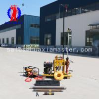 Wholesale YQZ-50B hydraulic core drilling rig / high power cheap backpack portable small water well drilling rigs for sale from china suppliers