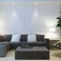 Wholesale PVC Wall Panels with 3D Effect Design from china suppliers