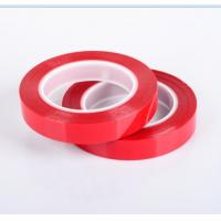 Red Paper Splicing Tape In Variety Of Carriers With Different Adhesive Systems