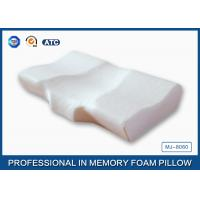 Cradling Comfort Elite Traditional Memory Foam Pillow : Dual Head Cradle PU Polyurethane Memory Foam Pillow With Bamboo Fiber Cover - 104779335