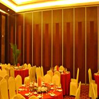 Wholesale Restaurant Studio Polyester Fiber Acoustic Panel / Movable Partitions Wall from china suppliers