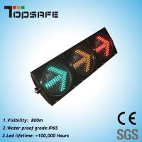 Wholesale 200mm (8 inches) LED Vehicle Traffic Signal with Tri-Arrow (TP-FX200-3-203) from china suppliers