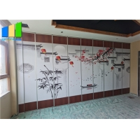 Wholesale School Classroom Sliding Folding Door Sound Proof Movable Parititon from china suppliers