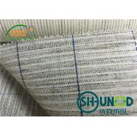 Wholesale garment accessory hair interlining with good elasticity for hight level suits from china suppliers