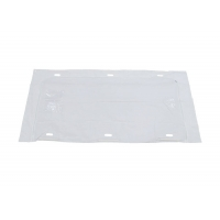 Wholesale U Shaped Zipper Anti Leakage Disposable Cadaver Body Bag from china suppliers