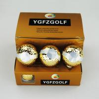 Wholesale celebration golf ball &fun golf ball from china suppliers