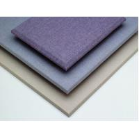 Wholesale Fabric Covered Acoustic Wall Panels Sound Proofing and Fireproof Materials from china suppliers
