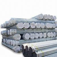 Wholesale 21/2'' small diameter Galvanized Cold Drawn Pipe from china suppliers