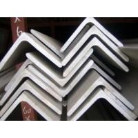 Wholesale 304 , 304L , 309S , 310S Stainless Steel Angle Bar Equal Unequal from china suppliers