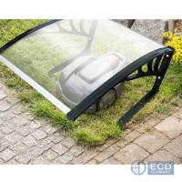 Wholesale Anti Aging Robot Mower Garage Aluminum Alloy Frame Resisting Scorching Sun from china suppliers