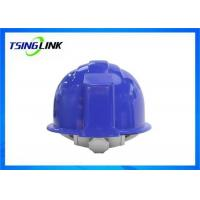 Wholesale 4G Intelligent Construction Worker Helmet With Wireless Camera Three Proof Design from china suppliers