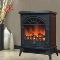 China Free Standing Electric Fireplace, 1,500/1,900W Power, CE, CSA, GS and RoHS Marks on sale