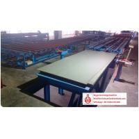 Wholesale Fiber Cement Board / MgO Board Production Line with Steel Structure 1 years Warranty from china suppliers