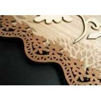 Wholesale Laser cutting wood acrylic cardboard 3D model from china suppliers