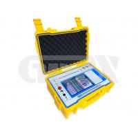 Wholesale Portable Three Phase Zinc Oxide Lighting Arrester Tester , Lightning Protection Device from china suppliers