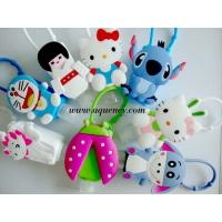 Wholesale 30ML decoration silicone hand sanitizer gel holder,Animal silicone hand sanitizer from china suppliers