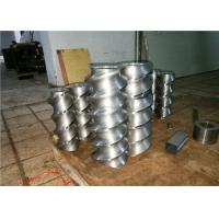 135mm Screw Element For Twin Screw Extruder With W6Mo5Cr4V2 Material