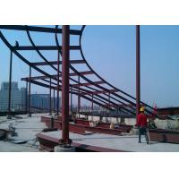 Wholesale High rise building top decoration steel  structure construction from china suppliers