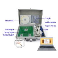 Detecting Acupoints Health Analyzer Machin Meridian Dredging Therapeutic Device