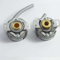 Wholesale 24v Dc Motor Shaft Encoder KN40 NPN Open Collector Output 1024 Pulse from china suppliers