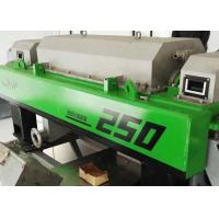 China SS304 Or 316 Solid Liquid Separation Machine 50/60Hz For Coal Tar Industry on sale