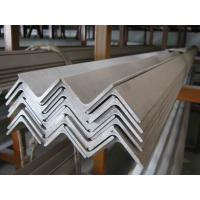Wholesale Structure used stianless steel angle bar 304 310S 321 equal angle bar from china suppliers
