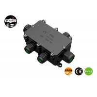 Wholesale IP68 5 Way 11.5mm Underground Waterproof Electrical Junction Box from china suppliers