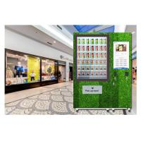 Wholesale Automatic Self Service Fruit Vegetables Salad Vending Machine With Belt Conveyor Elevator from china suppliers