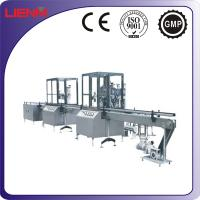 Buy cheap Automatic Aerosol Filling Machine from wholesalers