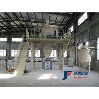 Wholesale Automatic Dry Mortar Production Line / Small Dry Powder Mixer For Building Industry from china suppliers