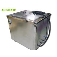 Wholesale Contents Restoration Industrial Ultrasonic Cleaner 28kHz 2400W Easy To Use from china suppliers