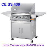 Free Stand Gas Barbeque