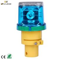 Wholesale Solar Emergency LED Road Flares solar warning light for traffic cone from china suppliers