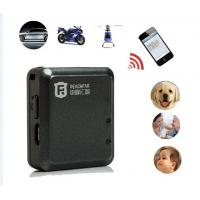 Wholesale Smallest gps gsm tracker sim card vehicle tracking system for spy with voice monitoring v8 from china suppliers