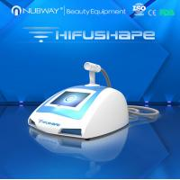 Wholesale 2016 newest portable home user-friendly high intensity focused ultrasound hifu from china suppliers